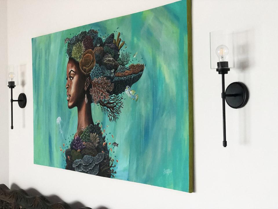 Master Room - Sound Bay House - San Andrés