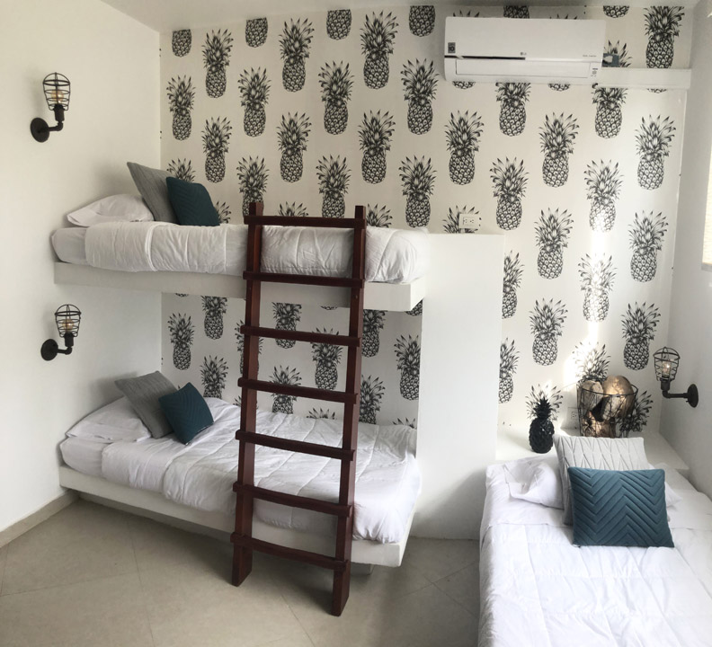 Room #5 - Sound Bay House - San Andrés